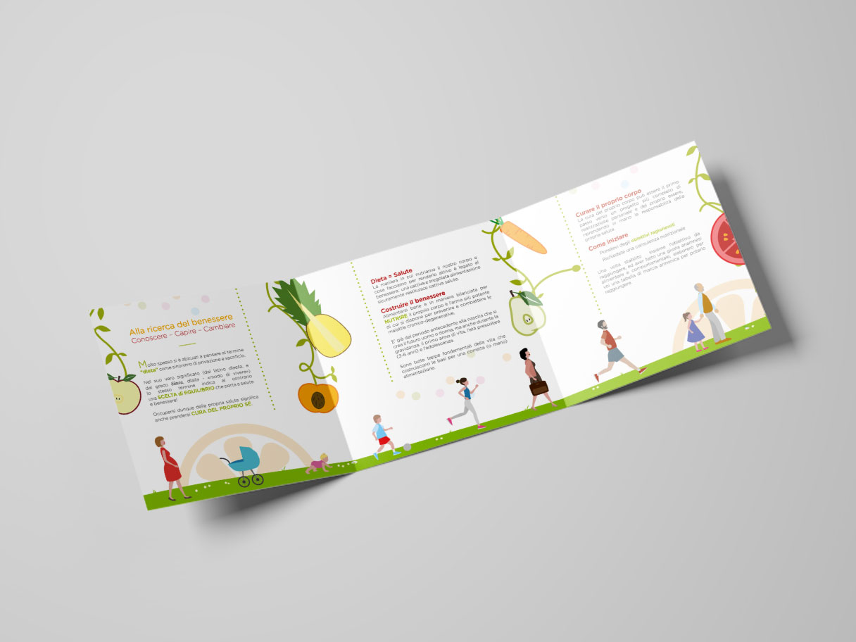 Brochure Angela Asaro Biologa Nutrizionista