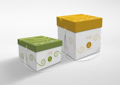 Inglima – Packaging Panettone