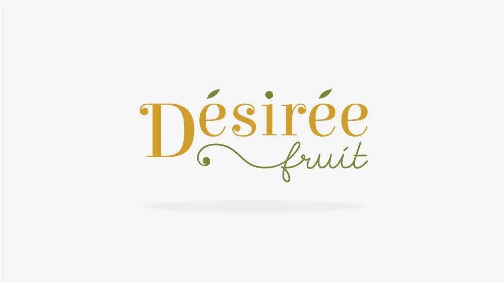 Désirée fruit logo
