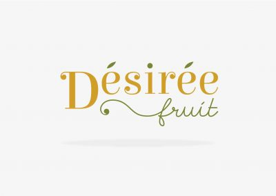 Désirée fruit – Logo