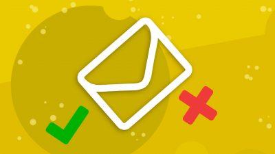 4 regole per scrivere una buona email commerciale